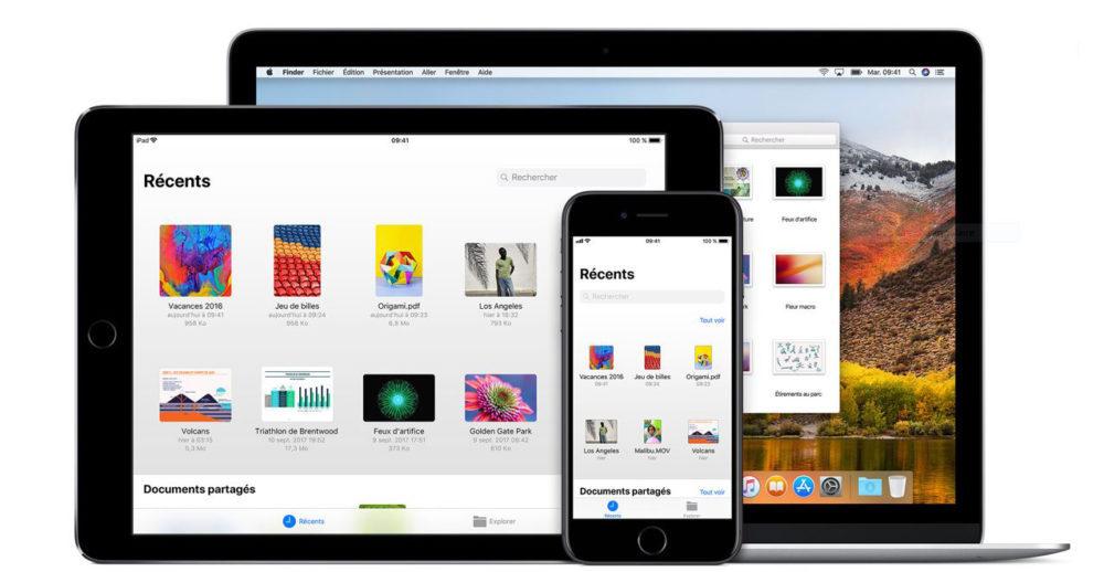 Utiliser application iphone sur mac