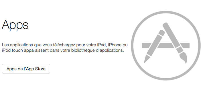 Télécharger les anciennes versions d'une application iphone