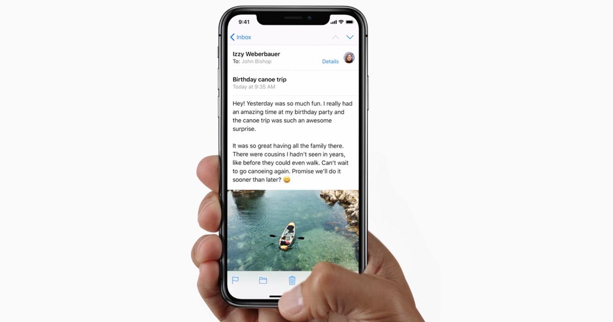 Fermer toute les application iphone x