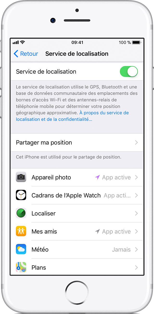 Comment enlever les application sur iphone