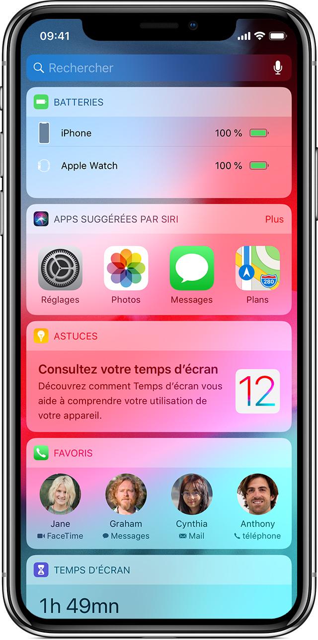 Comment fermer toute les application iphone x