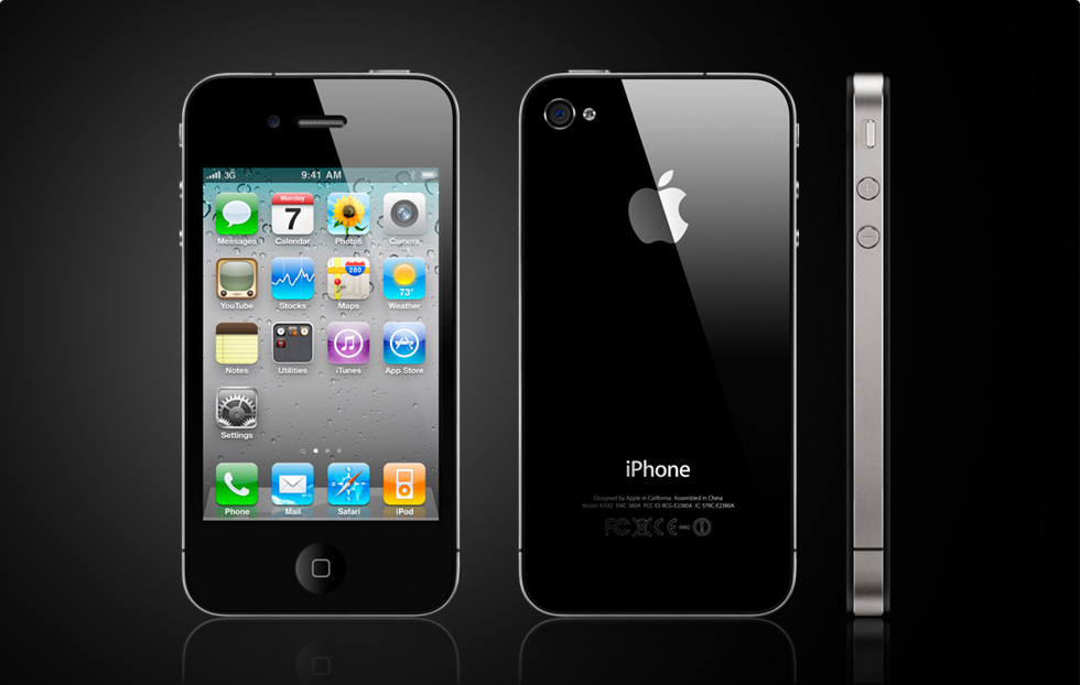 Iphone 4 application