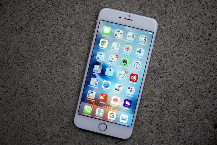 Meilleur application iphone 6s
