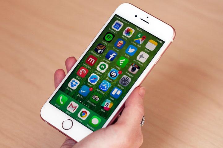 Fermer une application sur iphone