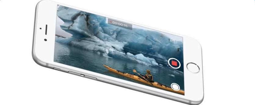 Application vidéo iphone 7