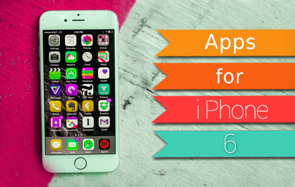 Application iphone 6 photo