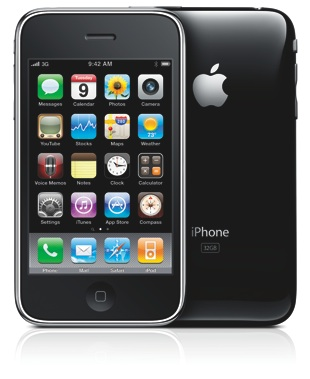 Application iphone 3