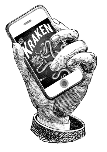 Kraken application iphone
