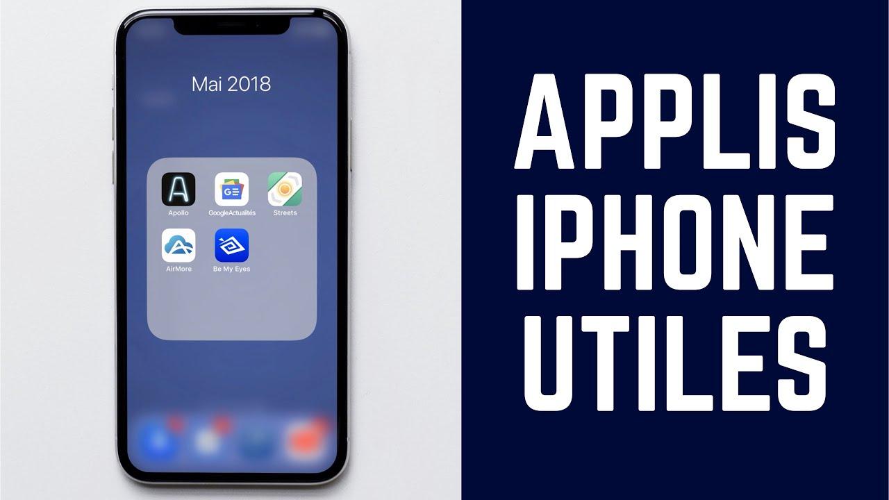 Application google iphone gratuite