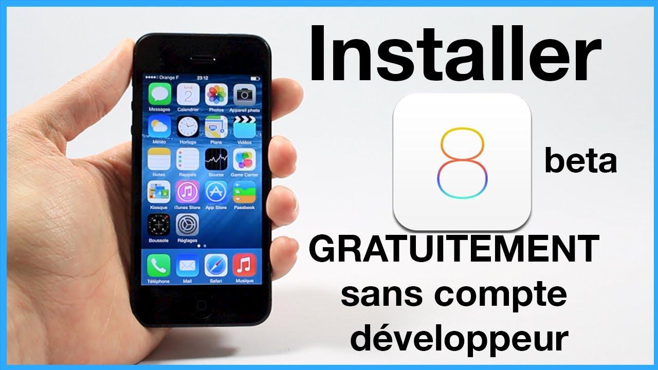 Telecharger application iphone 4 gratuit