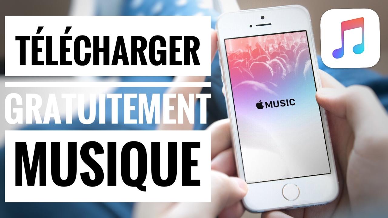 Application pour ecouter musique gratuite iphone
