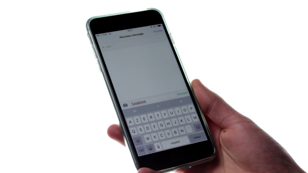 Agrandir application iphone