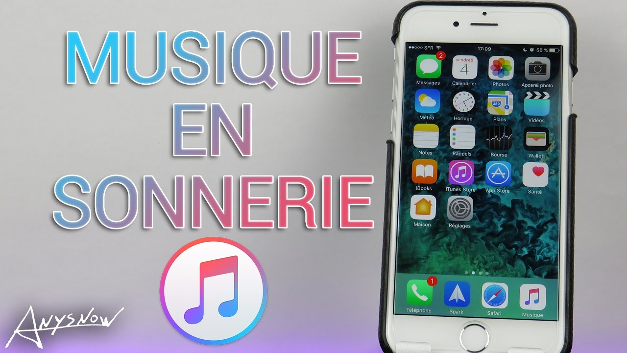 Application iphone musique sonnerie gratuite