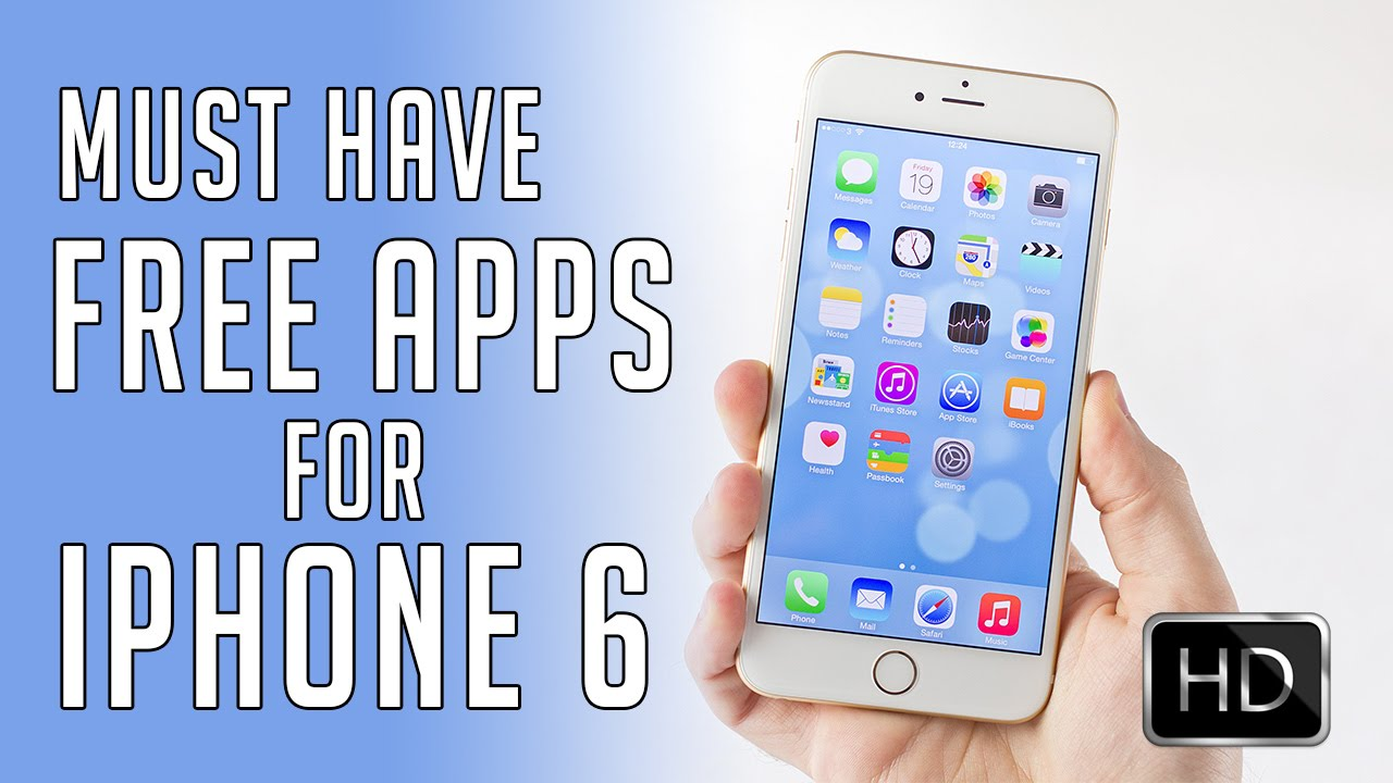 Application iphone 6