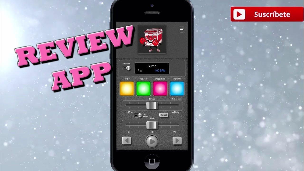 Application iphone looper