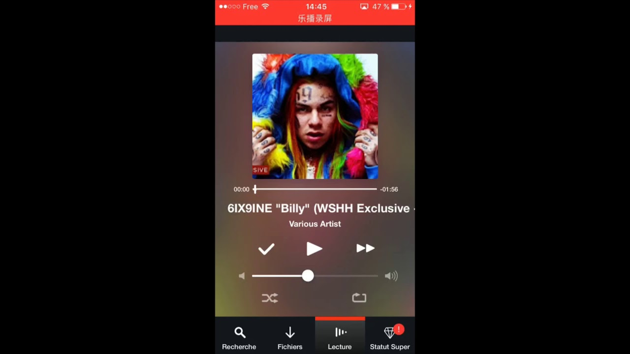 Application musique iphone sans wifi