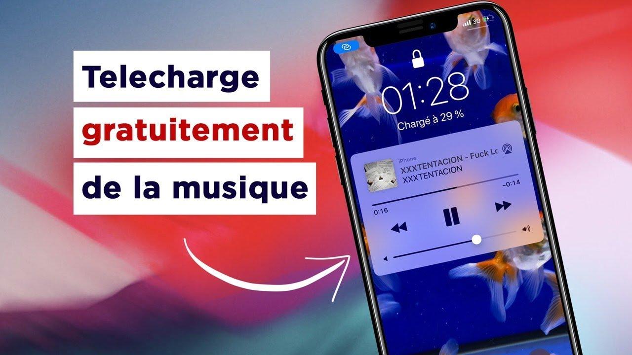 Application pour telecharger musique gratuite iphone