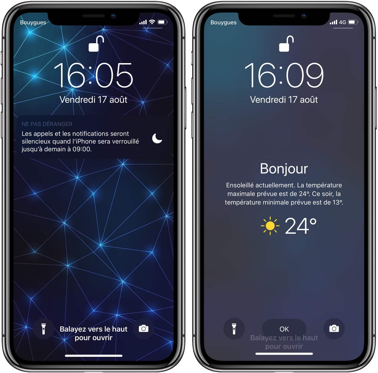 Application iphone ne s'ouvre pas