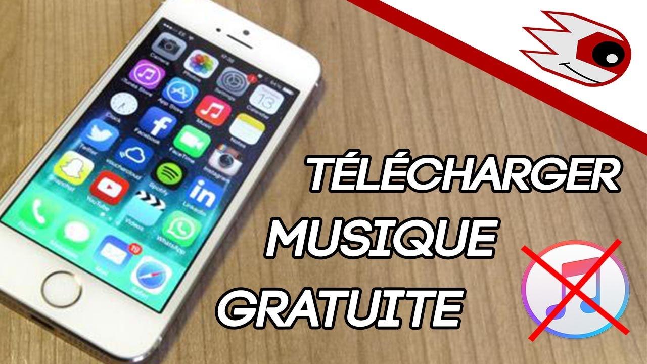 Application de musique gratuite pour iphone