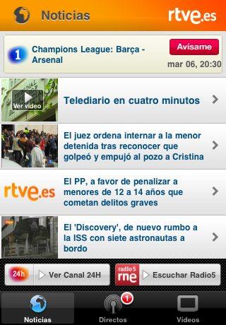 Application iphone pour apprendre l'espagnol