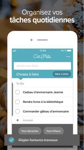 Meilleur application liste de course iphone