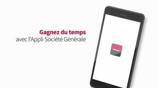 Application societe generale pour iphone