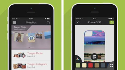 Application iphone retouche photo
