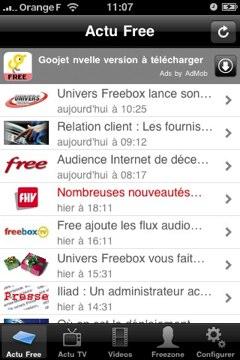 Comment mettre un site en application iphone