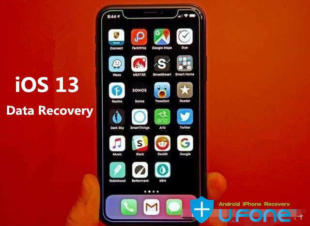 Recuperer application iphone apres mise a jour