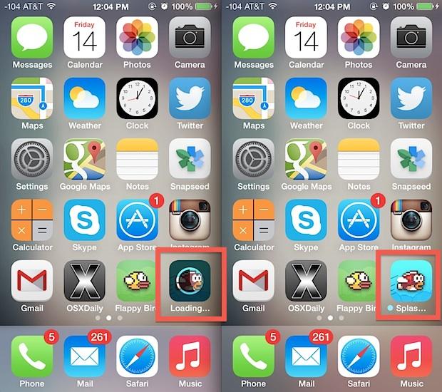 Mettre application sur iphone