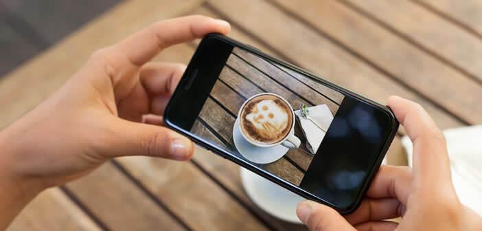Application pour flouter une photo iphone