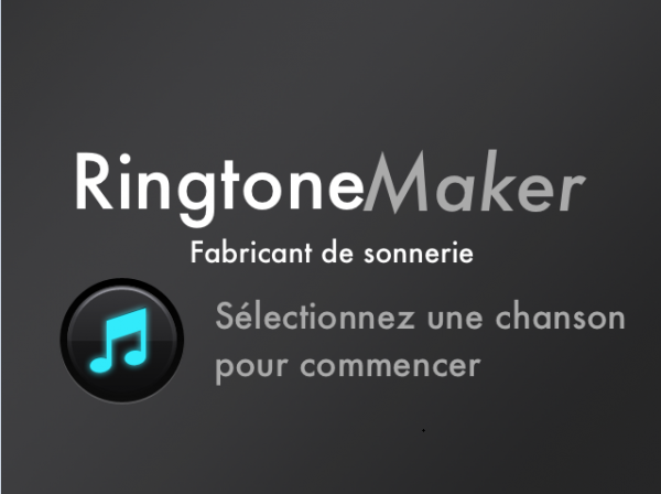 Application sonnerie iphone