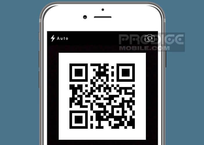 Application pour lire les codes qr iphone