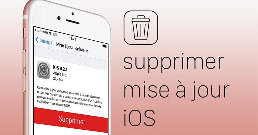 Probleme mise a jour application iphone 4s