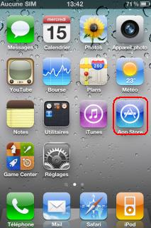 Comment telecharger des application sur iphone