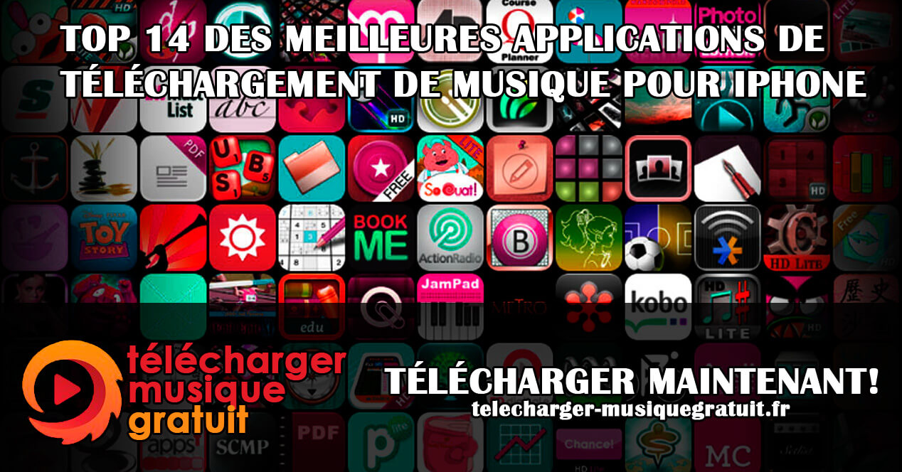 Application stockage musique iphone