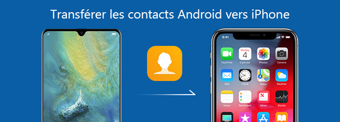 Application transfert contact android vers iphone