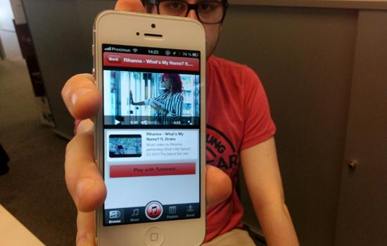 Application musique gratuite iphone