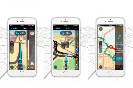 Prix application tomtom iphone