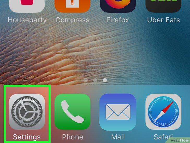 Supprimer une application grisée iphone