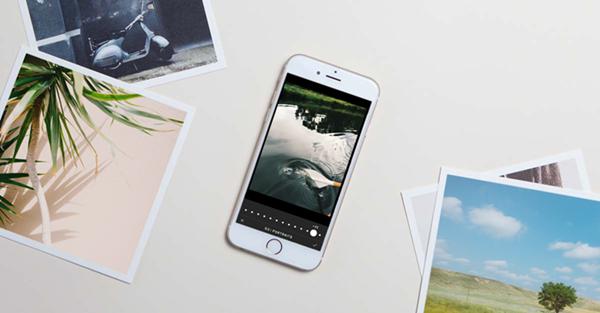 Meilleur application filtre photo iphone