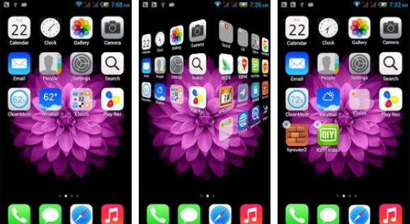Ranger application iphone