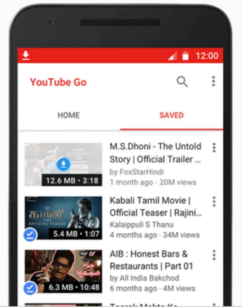 Application iphone youtube hors ligne
