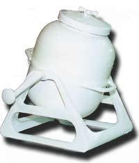 Lave-linge manuel à manivelle