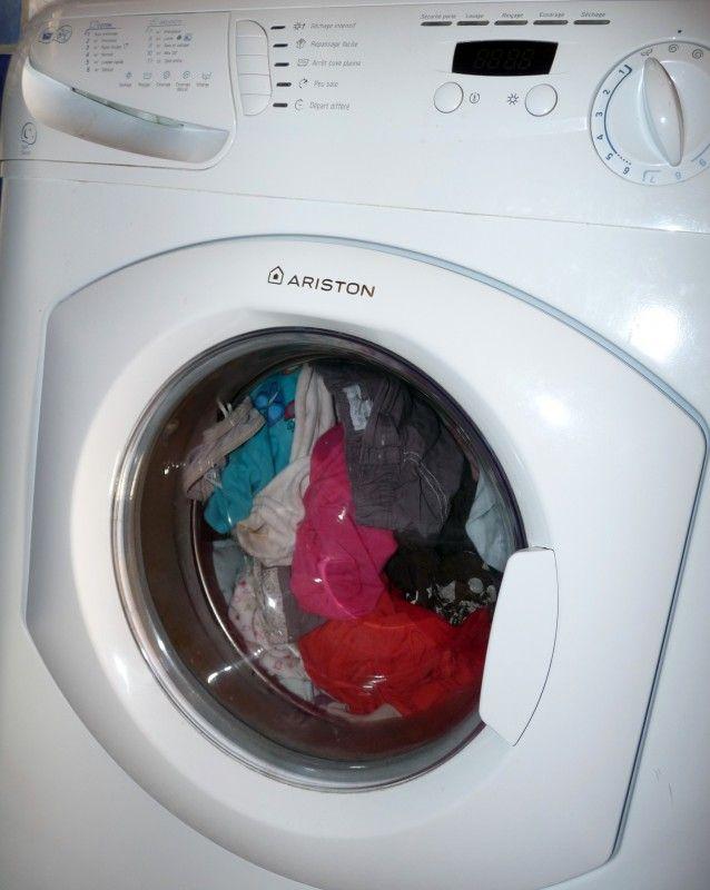 Odeur de moisi dans lave linge