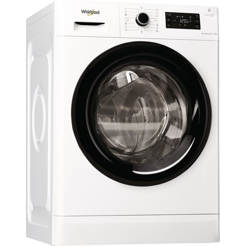 whirlpool lave linge 8kg  appli android