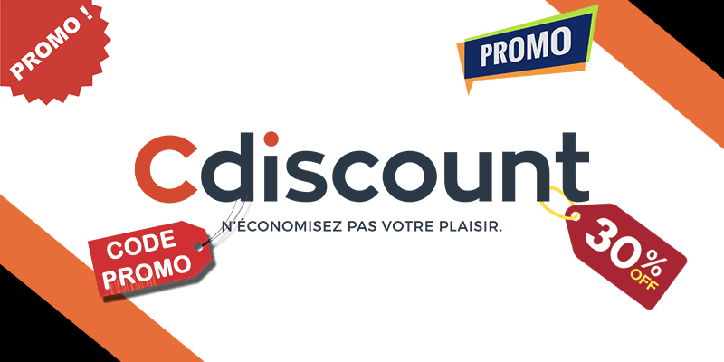 Code promo cdiscount lave linge