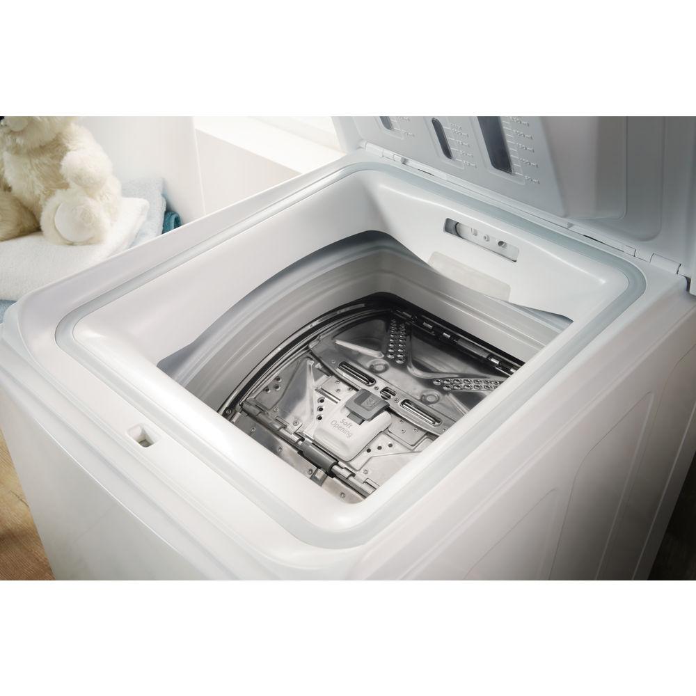 Lave linge ouverture dessus 8kg