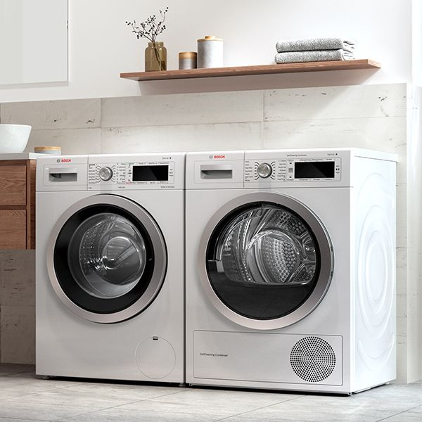 Lave linge demi charge