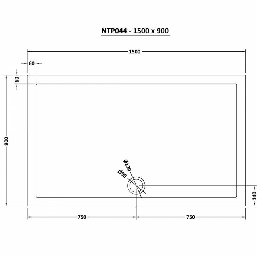 Dimensions standard lave linge